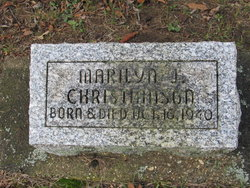 Marilyn J Christianson