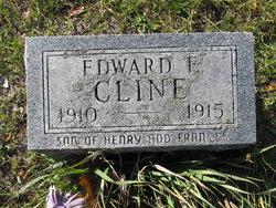 Edward F Cline