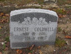 Ernest Coldwell