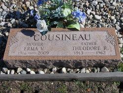 Erma V Cousineau