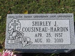 Shirley J Cousineau-Hardin