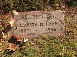 Elizabeth M Hawes