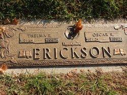 Oscar R Erickson