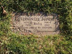 Vernon Lee Jahneke