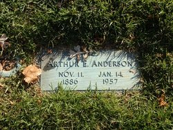 Arthur Eugene Anderson