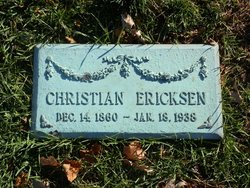 Christian Ericksen