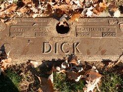 Catharine A Dick