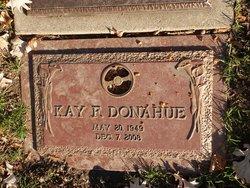 Kay F Donahue