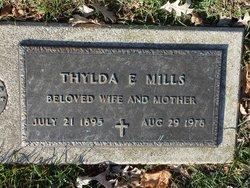 Thylda E Mills