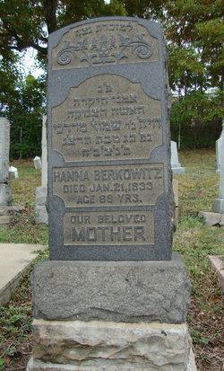 Hanna Berkowitz