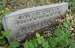 Peppi Lebovitz