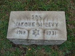 Jacque M Levy