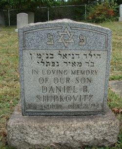 Daniel B Shipkovitz