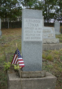 Alexander Udman