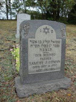 Samuel Z Udman