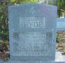 Lillian Hyde