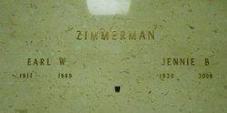 Earl W Zimmerman