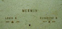 Elvadine N <I>Dienhart</I> Merwin