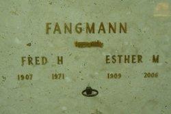 Fred H Fangmann