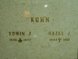 Hazel J Kuhn