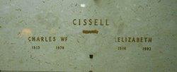 Charles W F Cissell