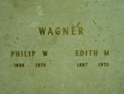 Philip W Wagner