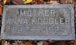 Rhoda Anna <I>Smith</I> Koogler