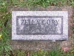Zella Wilhelmina <I>Henry</I> Cory