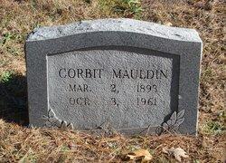 Corbit Mauldin