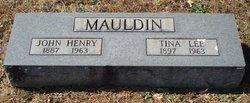 John Henry Mauldin