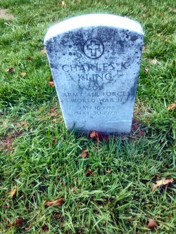 Sgt Charles K Kling