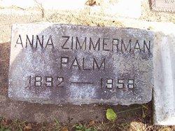 Anna Zimmerman Palm