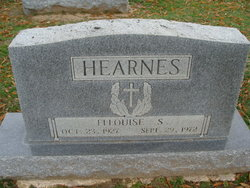 Ellouise S Hearnes