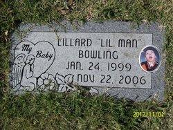"""Lillard """"Lil Man"""" Bowling"""