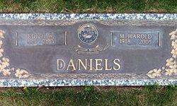 Dr M. Harold Daniels