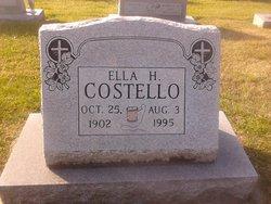 Ella Helen <I>Hagene</I> Costello