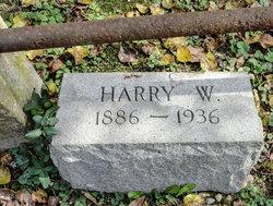 Harry W Coates