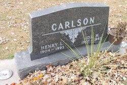 Ida Myrtle <I>Huseby</I> Carlson