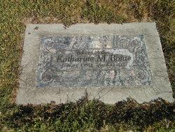 Mary Katharine <I>McDonald</I> Breite