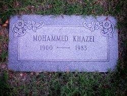 Mohammed Khazei