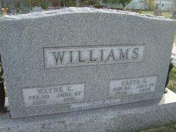 Wayne Earl Williams