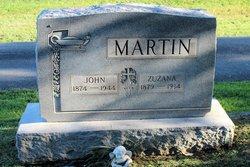Zuzana <I>Krajnak</I> Martin
