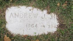 Andrew James Hewitt