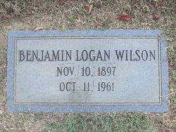 Benjamin Logan Wilson