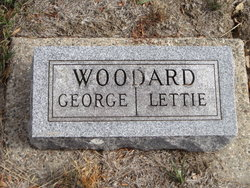 """Alfred George """"George"""" Woodard"""