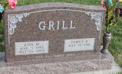 Ann M. <I>Wasson</I> Grill