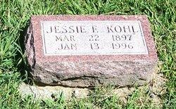Jessie Ermine <I>Tinsley</I> Kohl