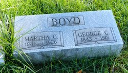 Martha Catherine <I>Rubblee</I> Boyd