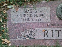 Max Grady Ritchie