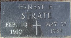 Ernest F. Strate